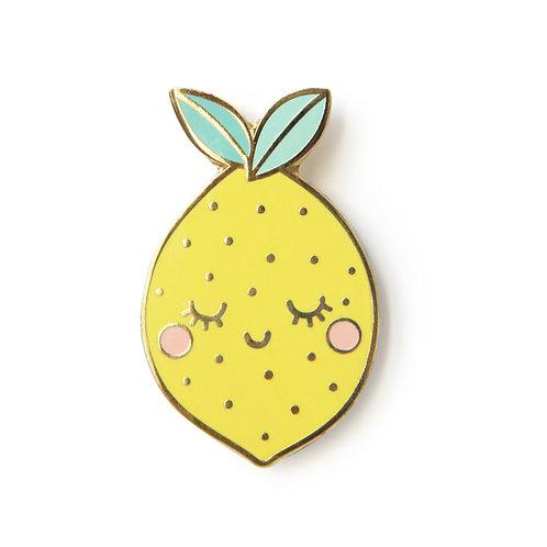 Pin's Citron