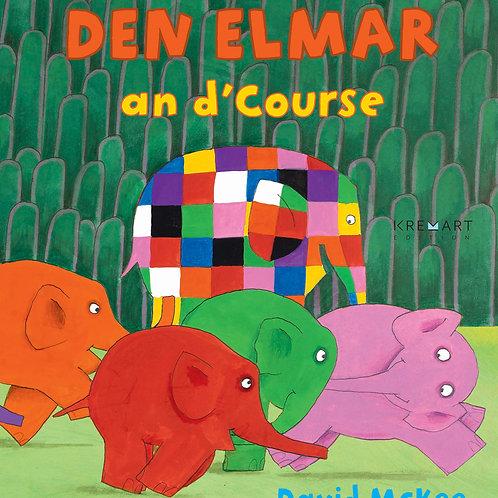 """Livre """"Den Elmar an d'Course"""""""