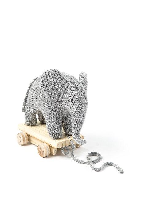L'éléphant à tirer