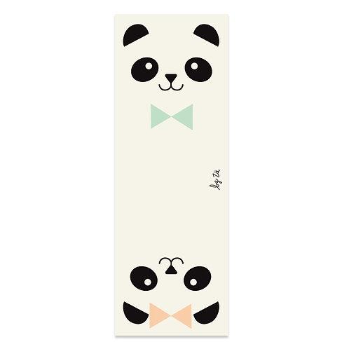 "Marque-page ""Pandas"""