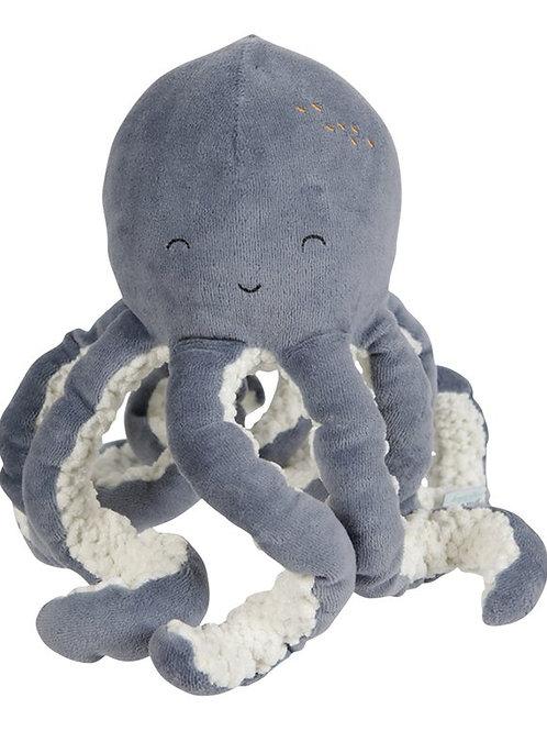Pieuvre - Peluche Ocean Blue