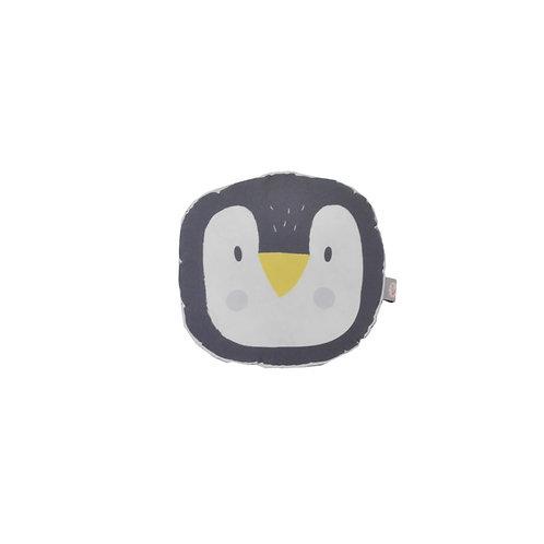 Coussin illustré Pingouin