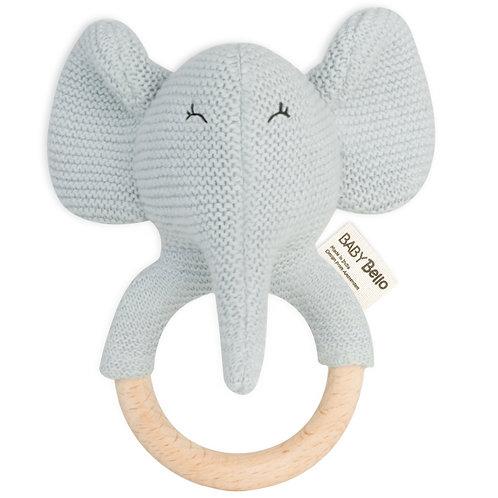 Hochet - Anneau de dentition Elvy, l'éléphant