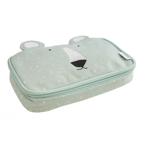 Trousse rectangulaire Ours Polaire - Mr Polar Bear
