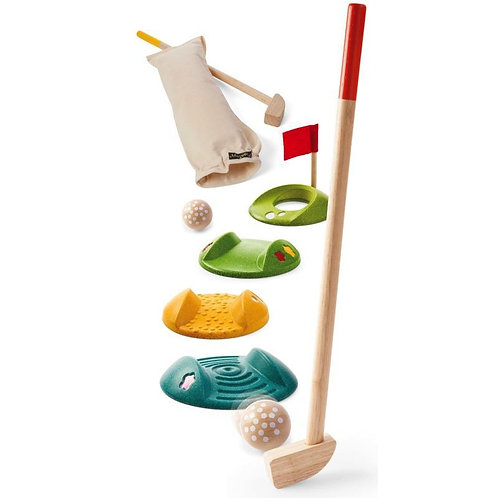 Le jeu de Mini Golf