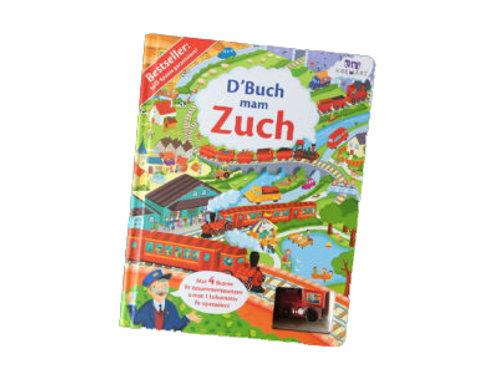 """Le livre """"D'Buch mam Zuch"""""""