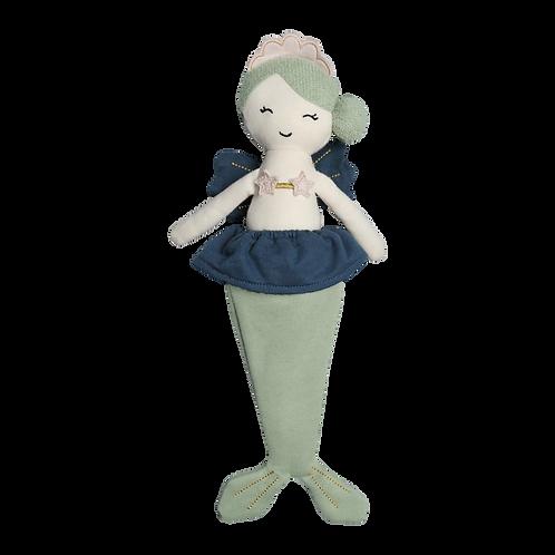 La poupée doudou Sirène