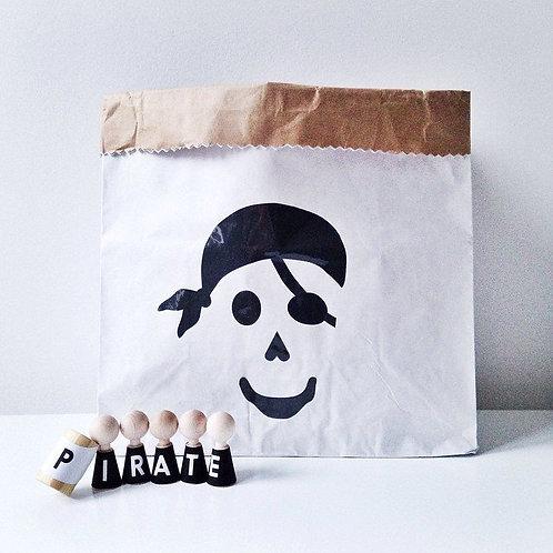 "Petit Sac de rangement ""Pirate"""