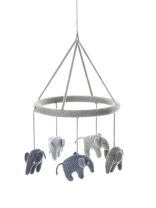 Mobile Éléphants de Smallstuff