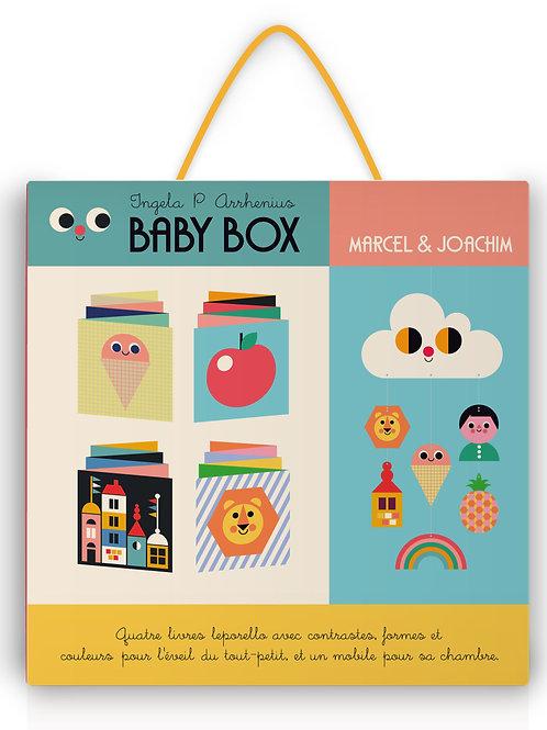 Le livre Baby Box