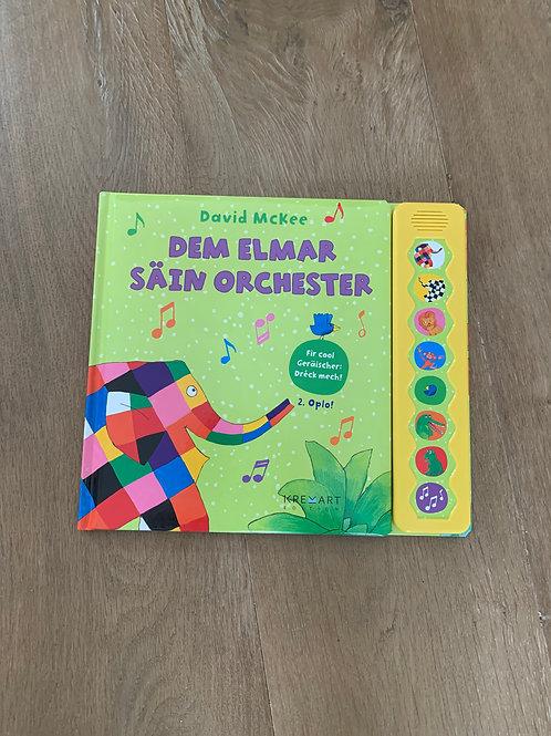 """Livre """"Dem Elmar säin Orchester"""""""