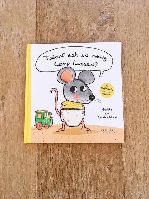 """Livre """"Däerf ech an deng Lomp luussen ?"""""""