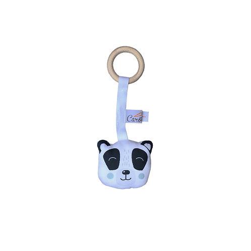 """Anneau de dentition """"Panda"""""""