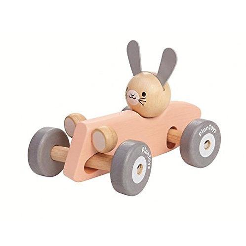 Bunny, le lapin de course