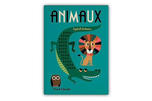 Le livre Géant Animaux