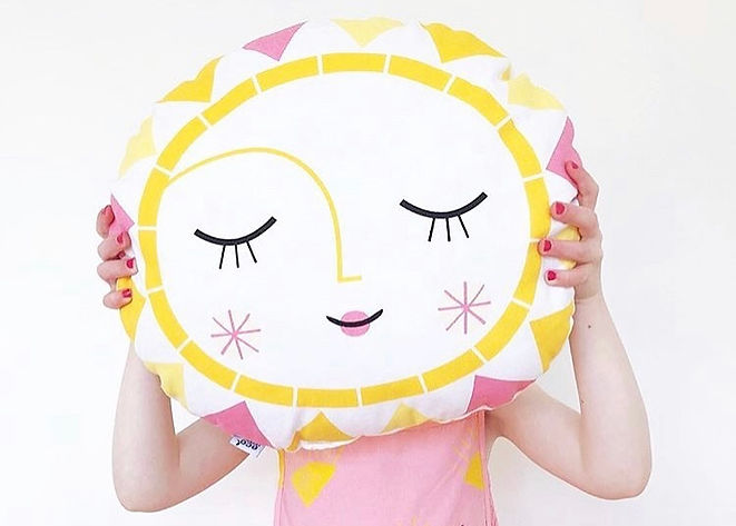 Cushion Sun tibitibi petit monkey  couss