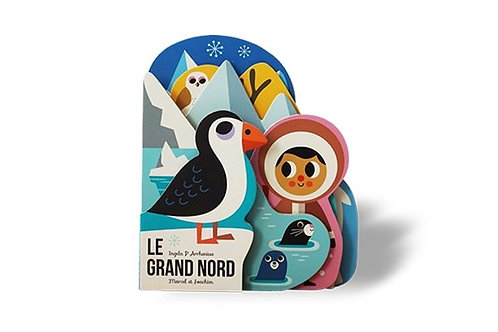 Le livre Grand Nord