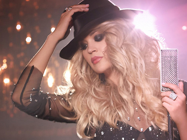 """CARRIE UNDERWOOD """"DRINKING ALONE"""""""