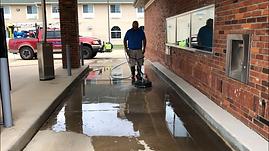 concrete washing peoria illinois