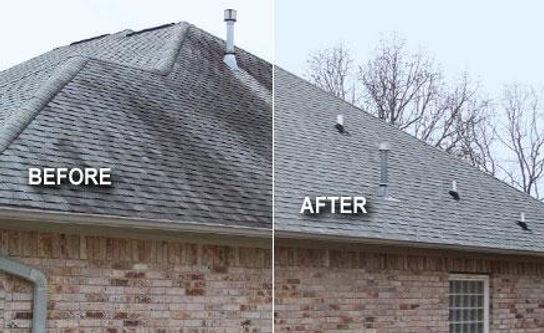 Peoria Illinois Roof Washing