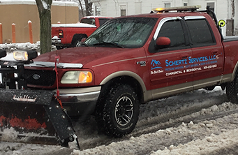 Commercial snow removal Macomb Illinois