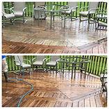deck cleaning peoria illinois