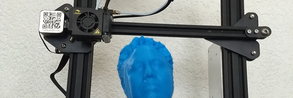Imprime tus modelos 3D, de 16 a 20 cm de alto o ancho