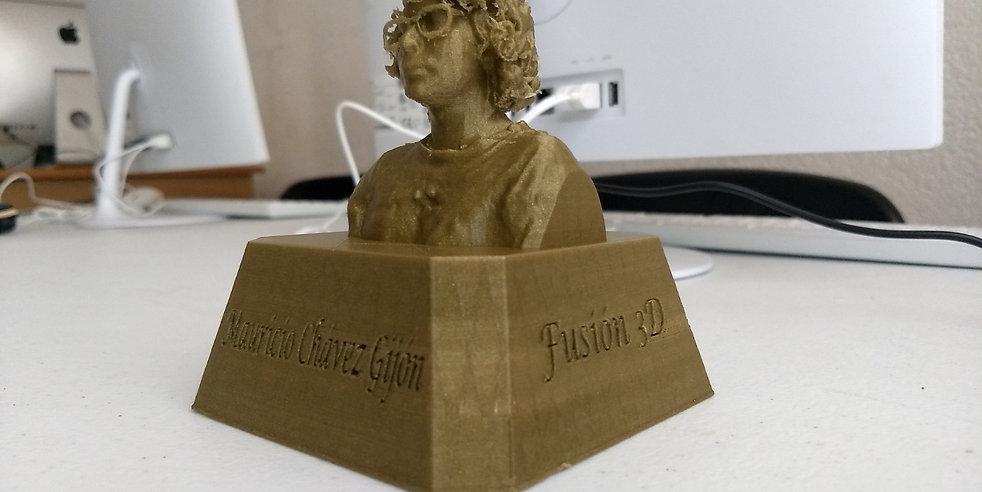 TU YO 3D - Busto