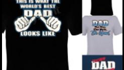 Men/Father/Papa shirts