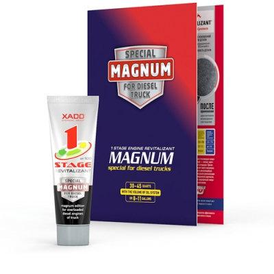 1 Stage Magnum Revitalizant for diesel engine