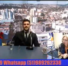 Emanuel Velasque programa Empreendedor em Pauta
