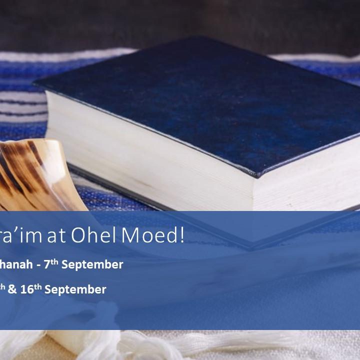 Yamim Nora'im - Yom Kippur