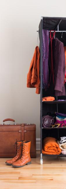 cozy wardrobe