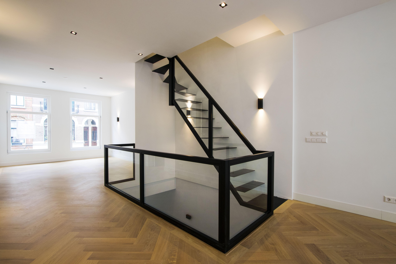 Zwevende Trap Kosten : Van bruchem staircases zwevende trap amsterdam