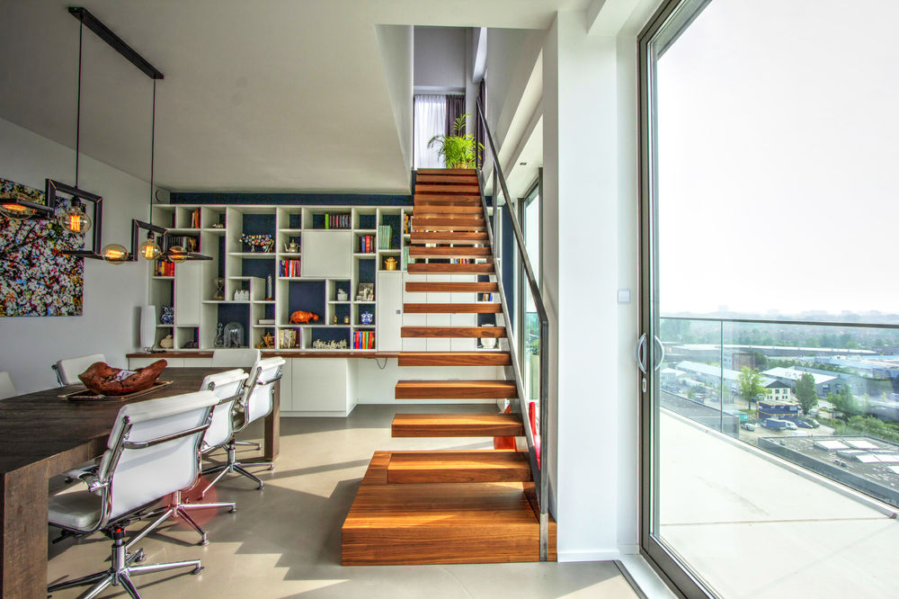 Zwevende Trap Veiligheid : De zwevende trap
