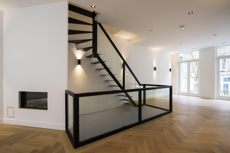Prijs Zwevende Trap : Van bruchem staircases zwevende trap amsterdam