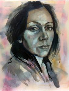 Self I (OIL Painting)