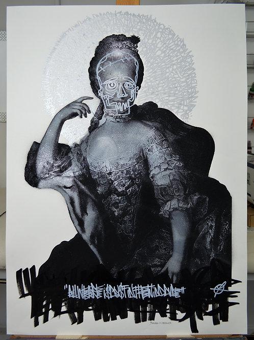 Skull Queen ~ Black Edition