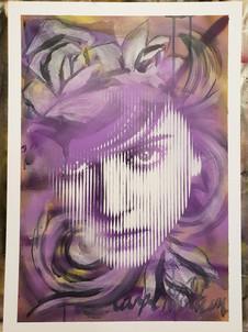 Perry (Purple)