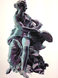 Leda (Violet)