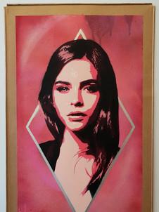 Lucy Diamond (Pink)