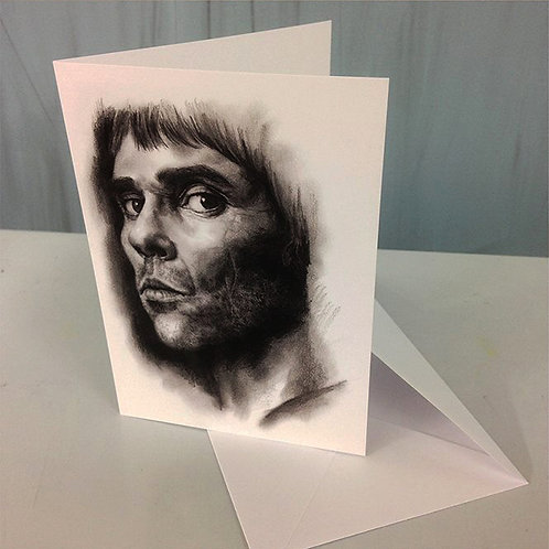 Greetings Card-Ian Brown