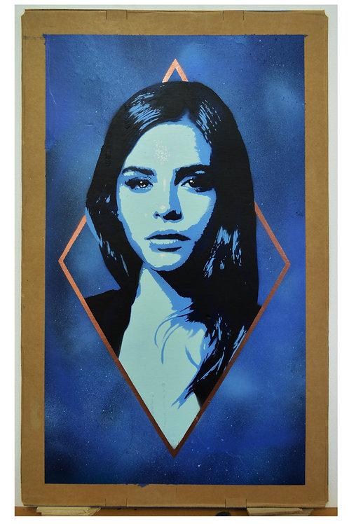 LUCY DIAMOND (Blue Edition)
