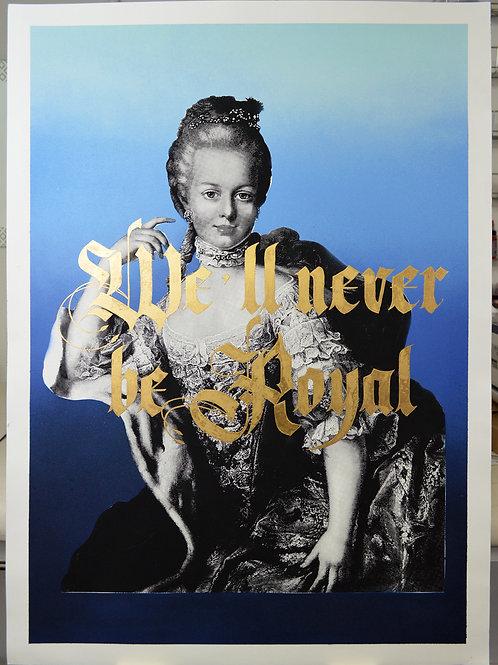 ROYAL (Blue & Gold Edition)