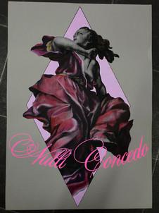 Lucretia (Neon Pink)