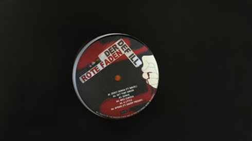 Der rote Faden Vinyl
