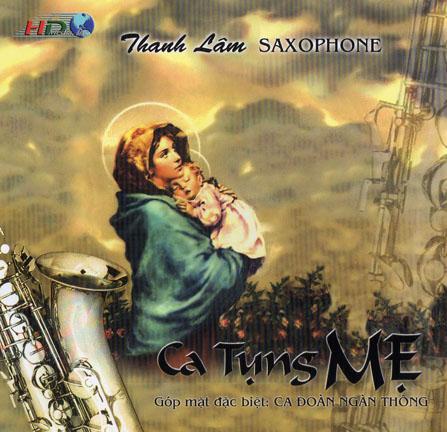 Ca Tụng Mẹ (Saxophone)