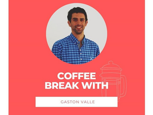 Coffee Break With Gastón Vallés, Agile Coach