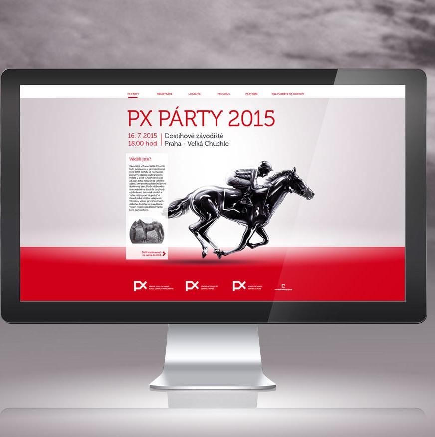PX párty