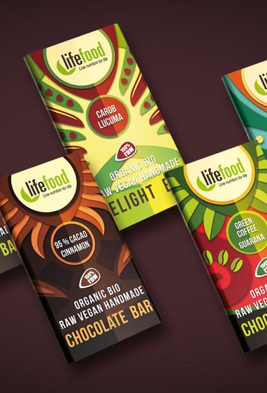 Lifefood Chocolate Bar Mini
